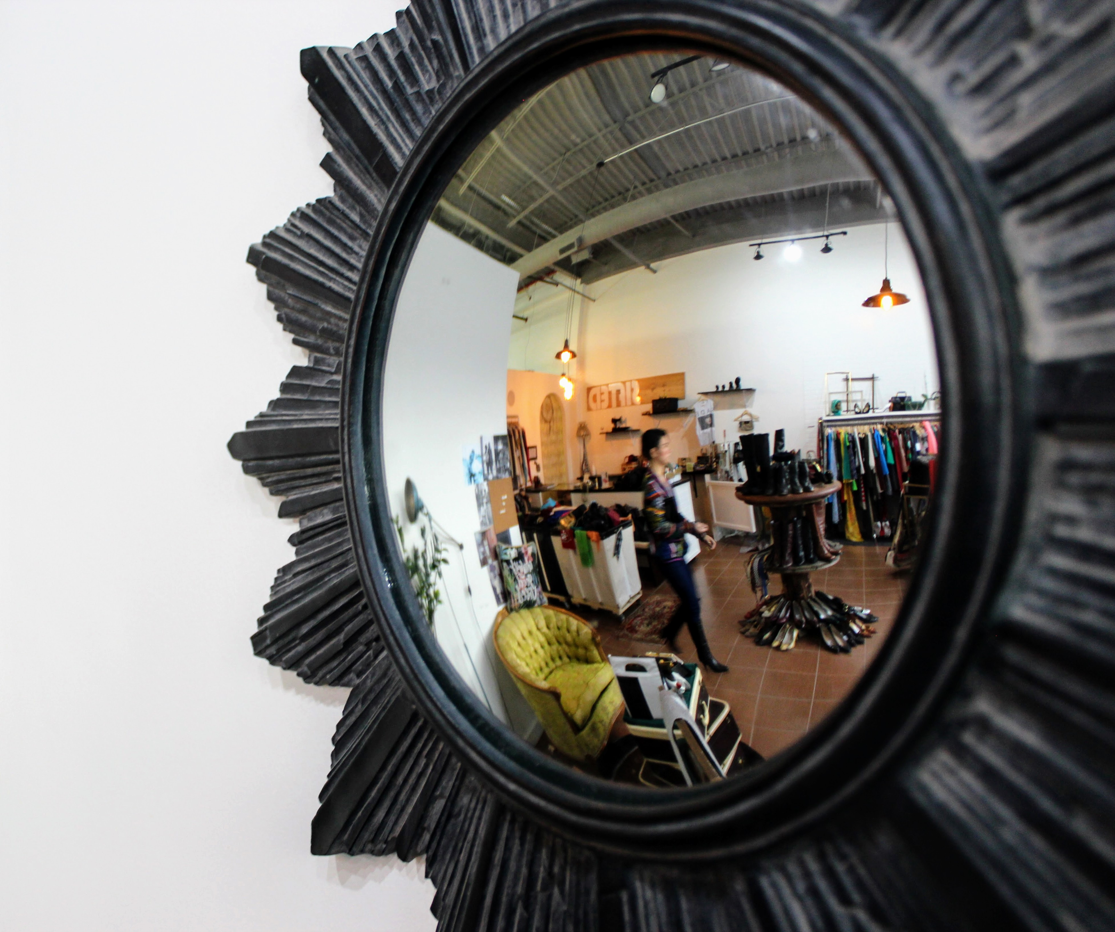 Vintage Sifted store in Toronto